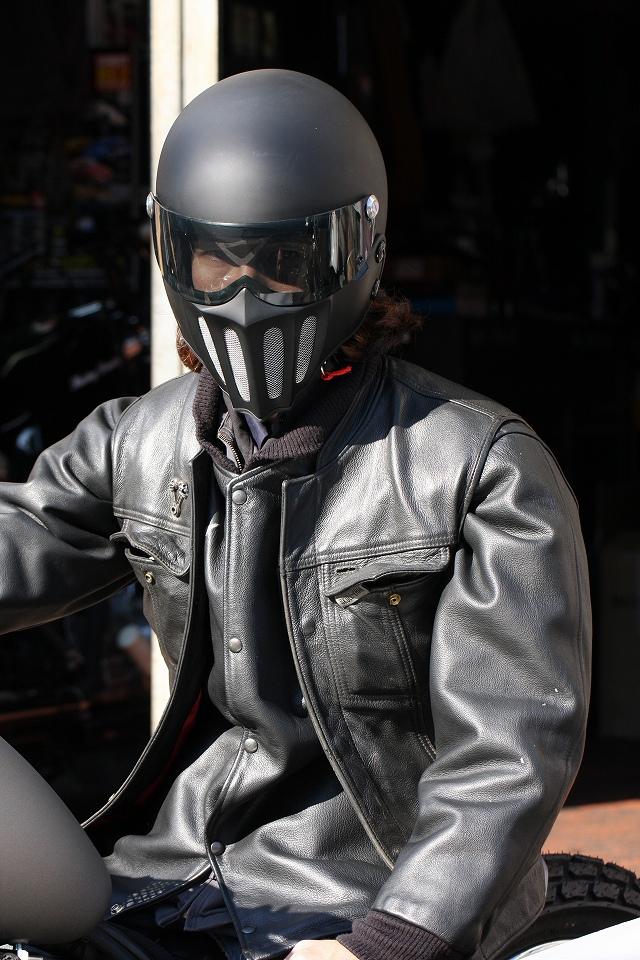 マッドマッスク J02 JETヘルメット  SG規格