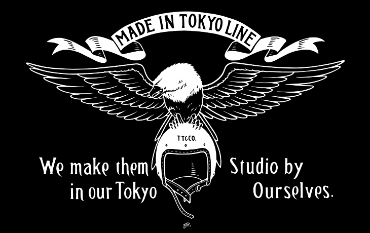 Made in Tokyo Line.