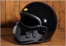 MAD MASSK-J01 JET HELMET