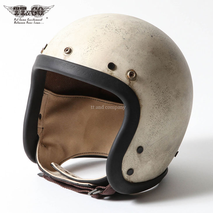 Vol:4 / TROPHY LIMITED MODEL Tourist Trophy Helmet Hard Relic Natural